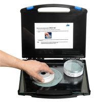 Ersatzteile BW-S 100 Granulat-Koffer-Set für DAREX XPS-16+ / CC