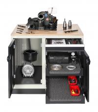 Optionen Unterschrank für Spiralbohrer-Schleifmaschinen