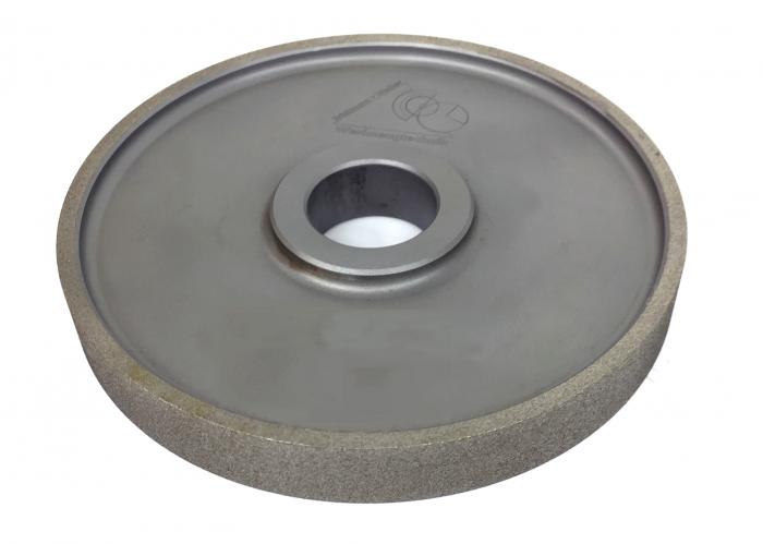 Ersatzteile CBN Schleifscheibe, Korn 180, Bohrung 31,75 mm für DAREX M-5