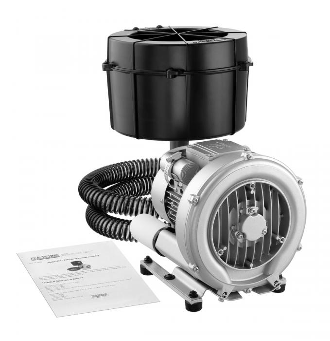 Optionen Absaugung Filterklasse HEPA H13, für DAREX Maschinen