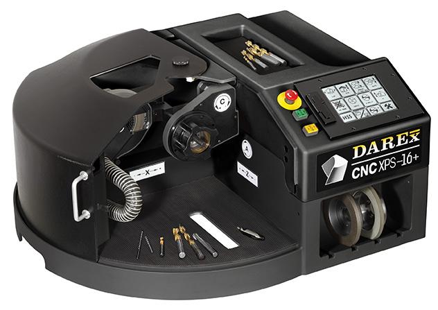 Spiralbohrer-Schleifmaschine DAREX XPS 16+ CNC