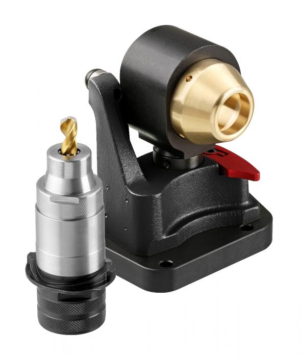 Optionen  Schleifeinrichtung für Spitzenwinkel 90° bis 120° für Darex XT-3000 / AUT