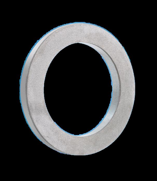 Optionen  CBN-Ausspitzscheibe Korn 260, mit Radius 1,0 mm für DAREX XT-3000 / AUT