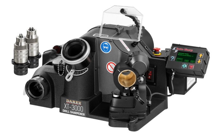 Spiralbohrer- Schleifmaschiene DAREX XT-3000 AUT